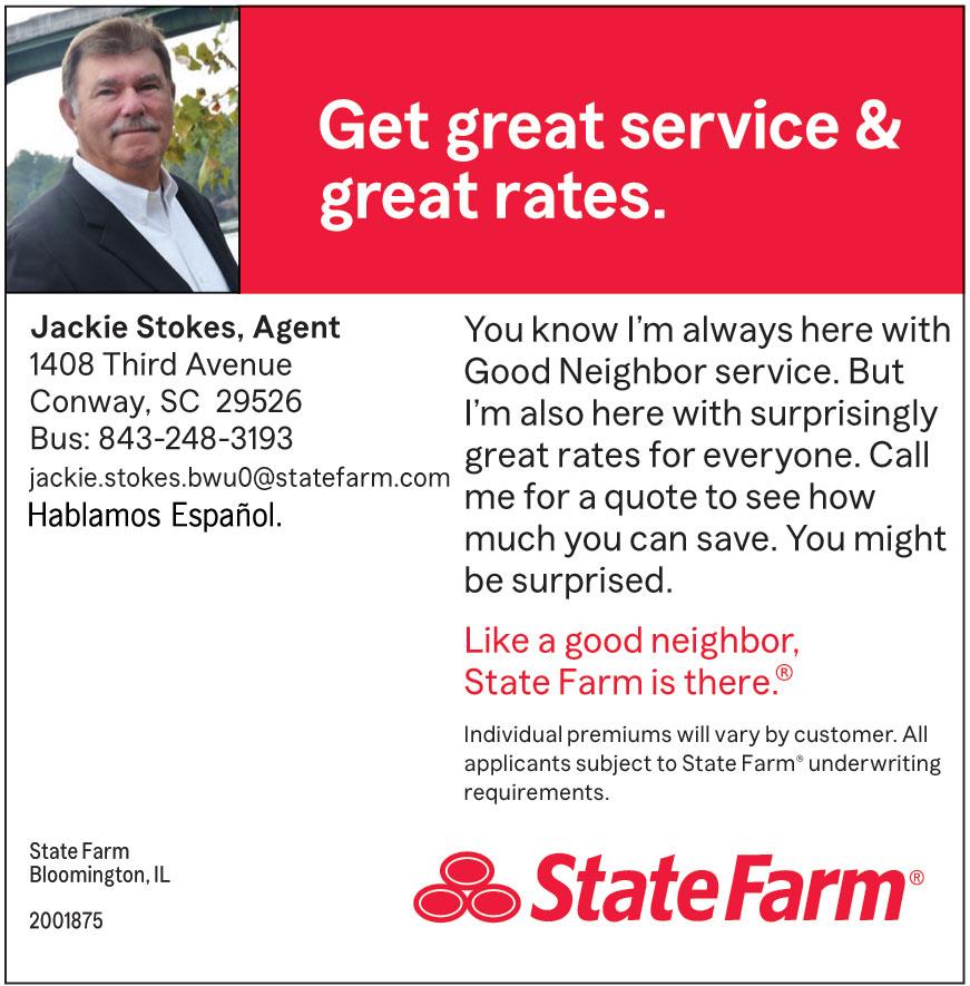 JACKIE STOKES STATE FARM