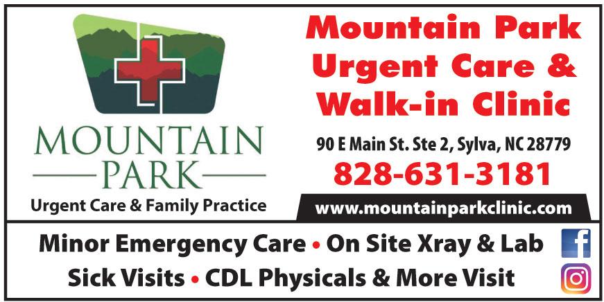MOUNTAIN PARK URGENT CARE