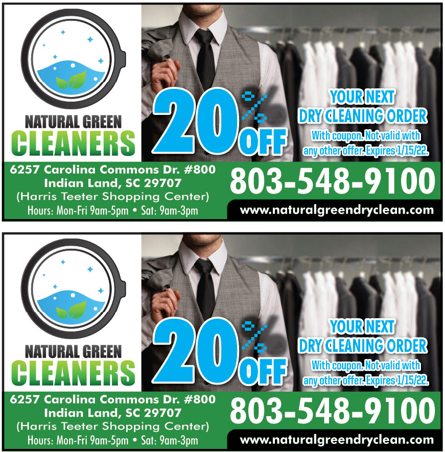 NATURAL GREEN CLEANERS