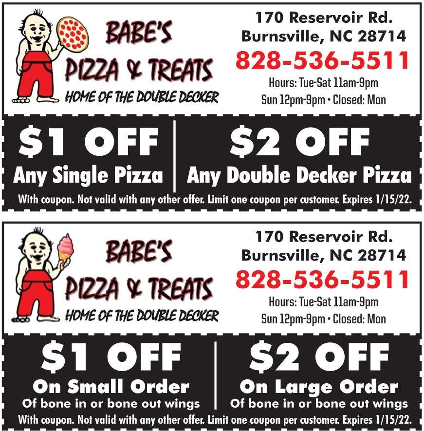 BABES PIZZA INC