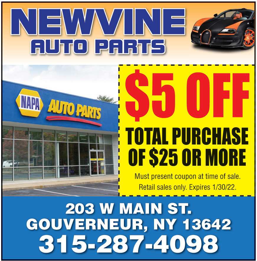 NEWVINE AUTO PARTS LLC