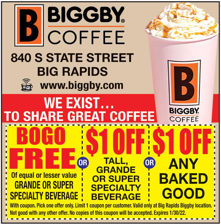 COFFEE MATES INC DBA BIGG