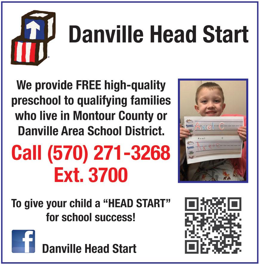 DANVILLE HEAD START