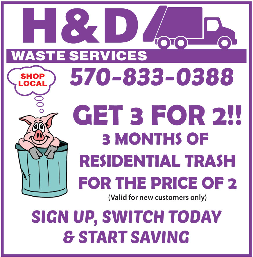 H AND D WASTE SERVICES
