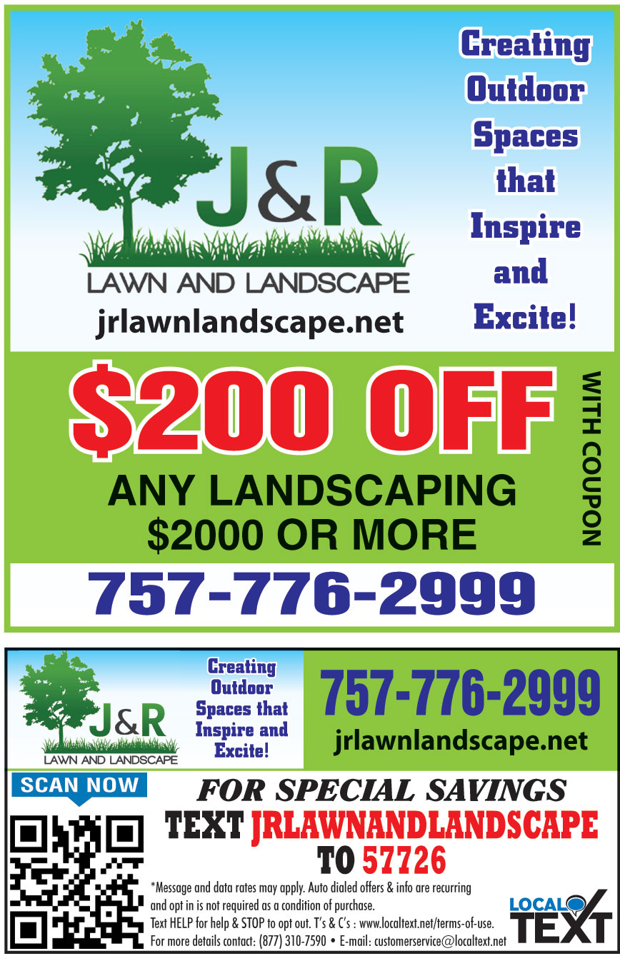 J AND R LAWN AND LANDSCAP