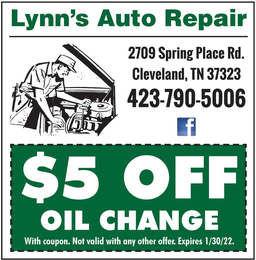 LYNNS AUTO REPAIR