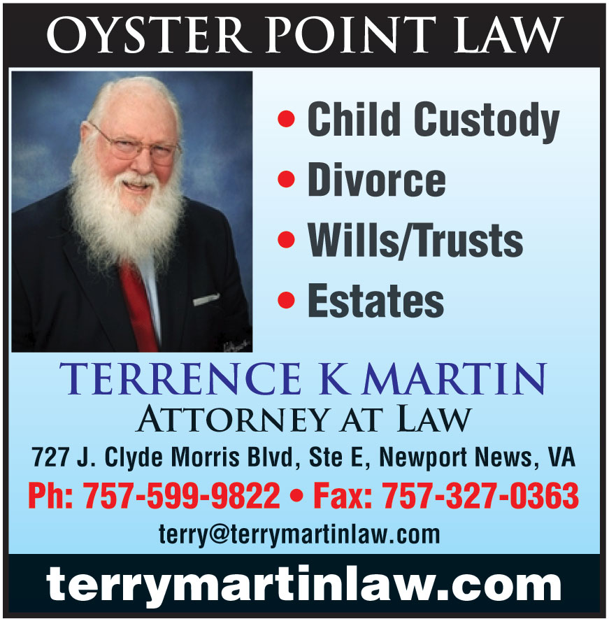 OYSTER POINT LAW