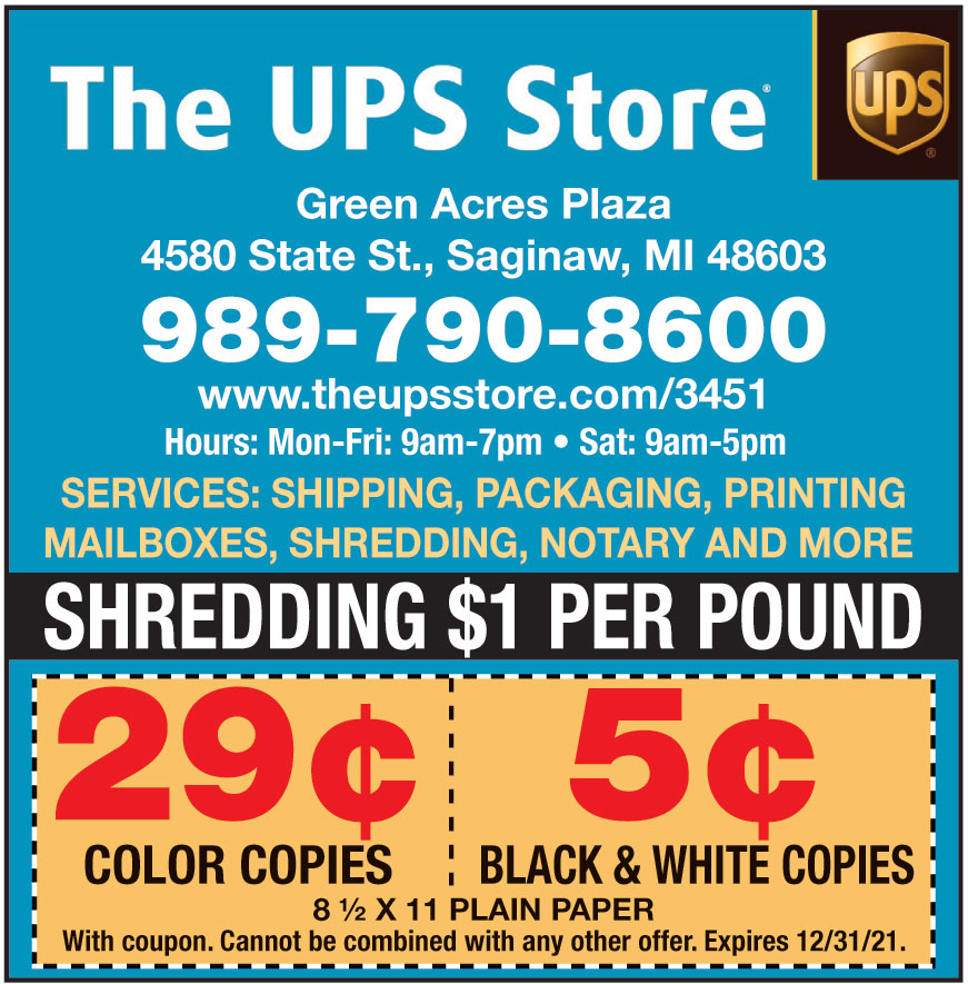 THE UPS STORE