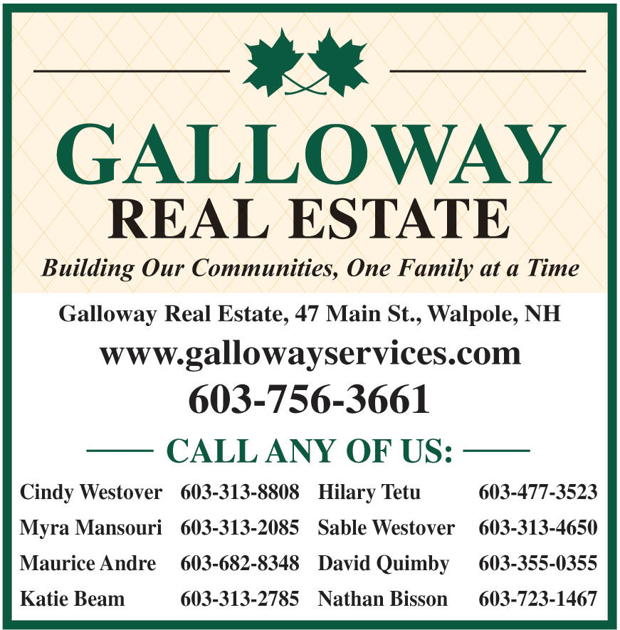 GALLOWAY REAL ESTATE