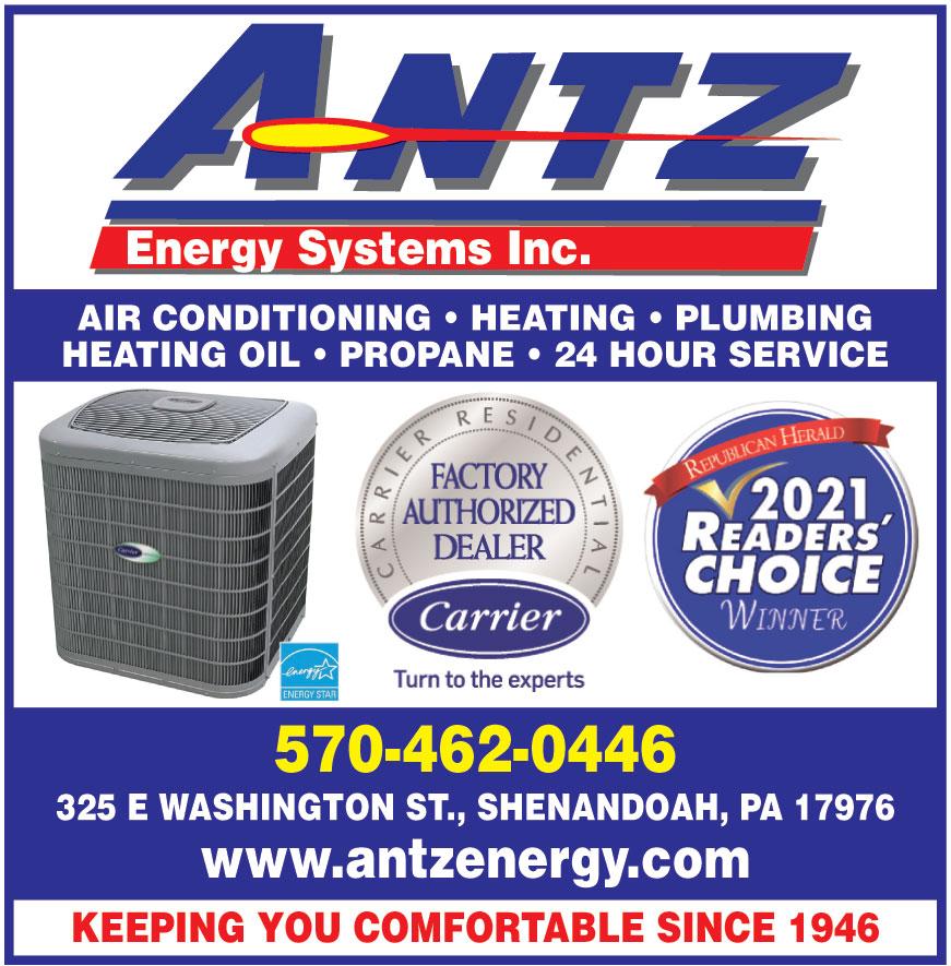 ANTZ ENERGY SYSTEMS