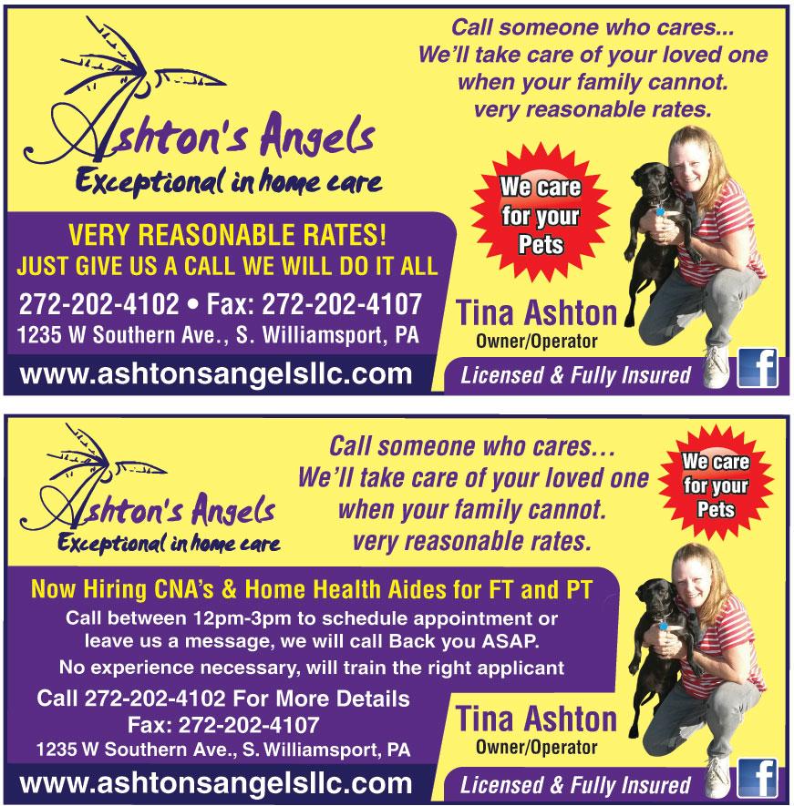 ASHTONS ANGELS LLC