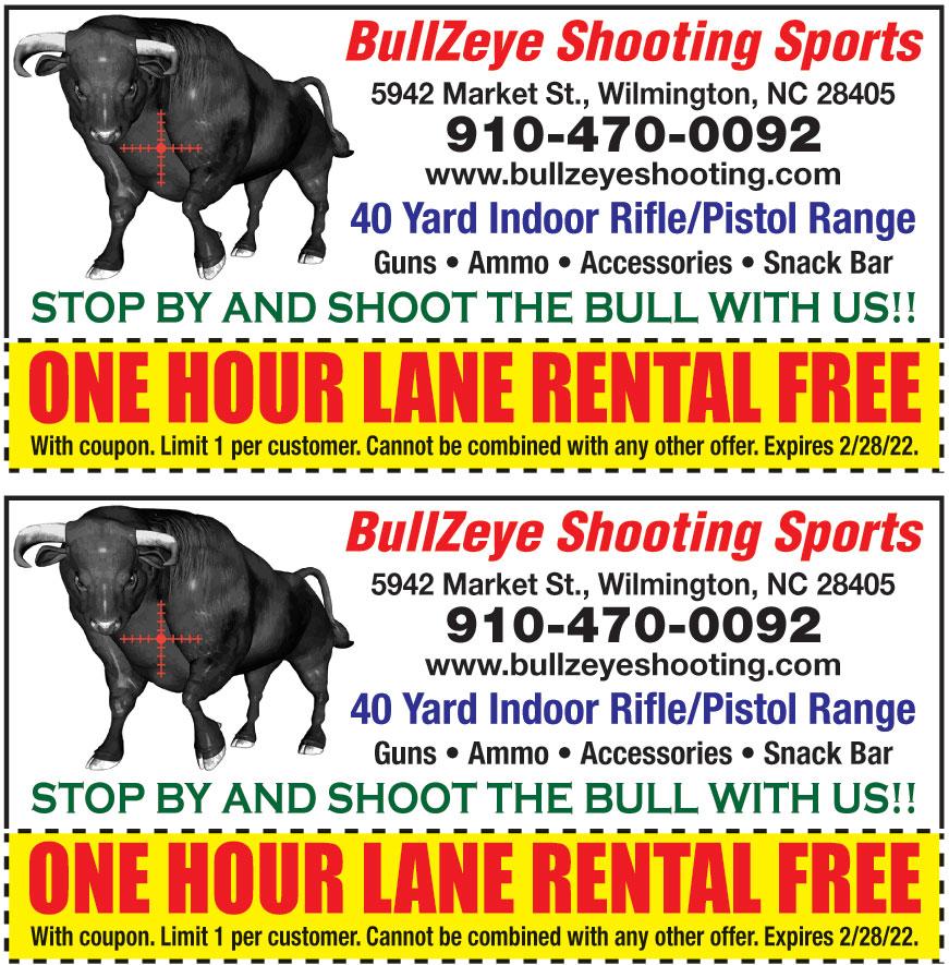 BULLZEYE SHOOTING SPORTS
