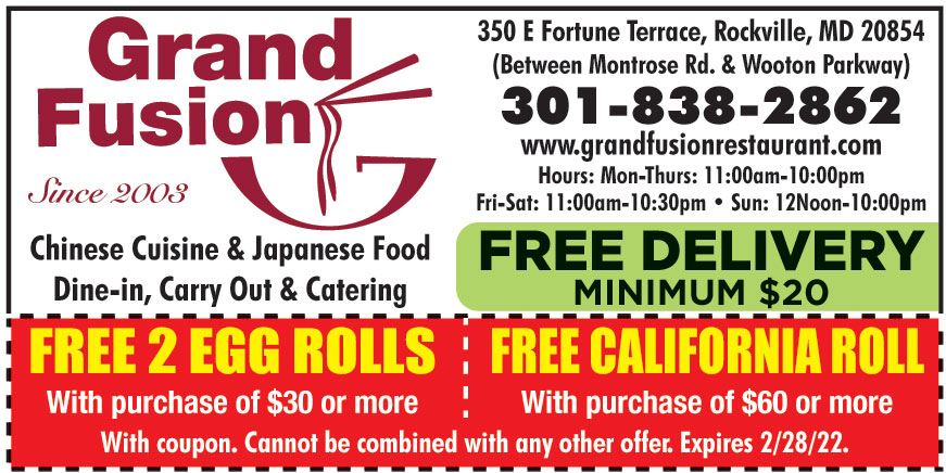 GRAND FUSION RESTAURANT