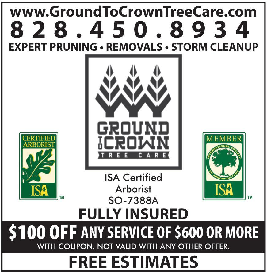 GROUND TO CROWN LLC