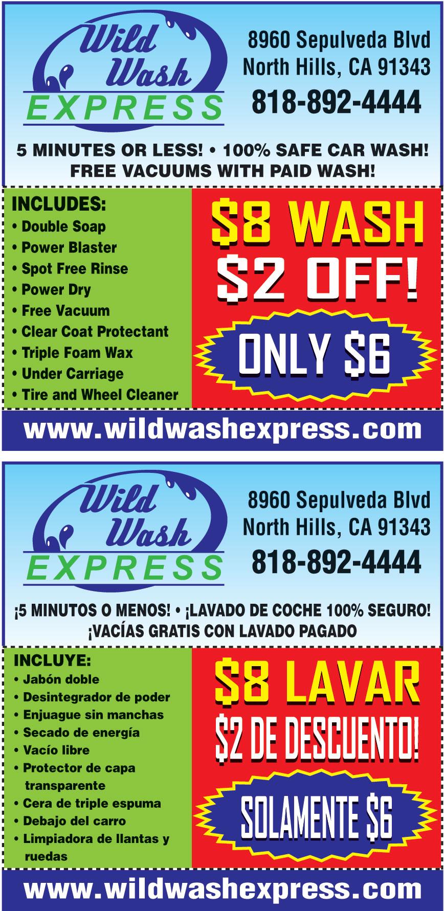 WILD WASH EXPRESS