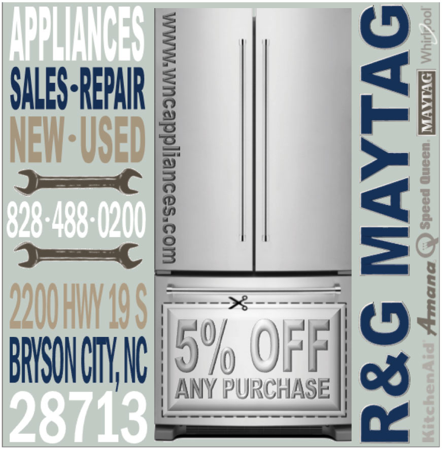 R AND G MAYTAG