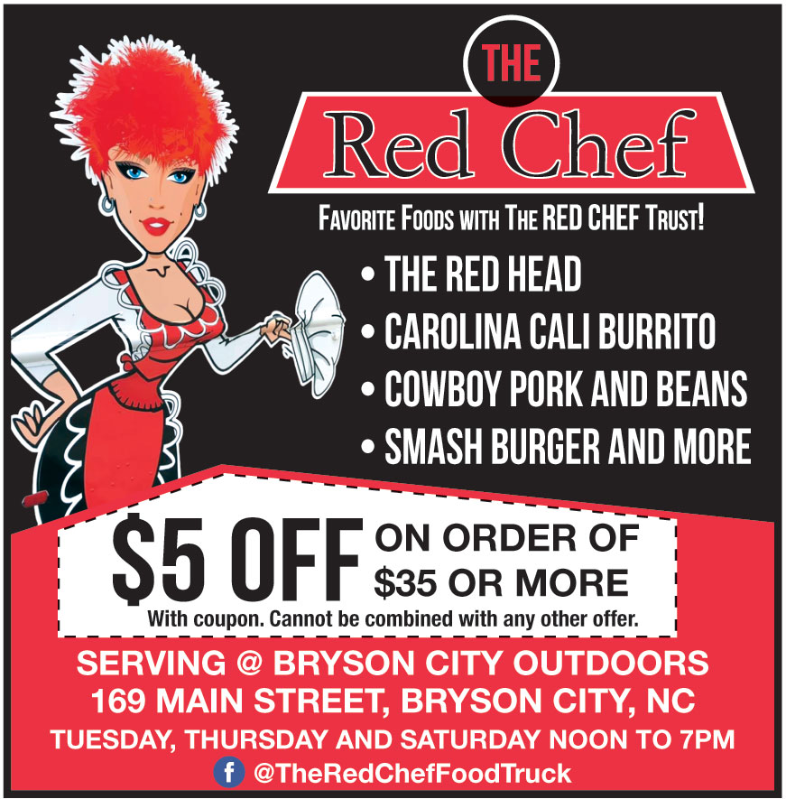 THE RED CHEF