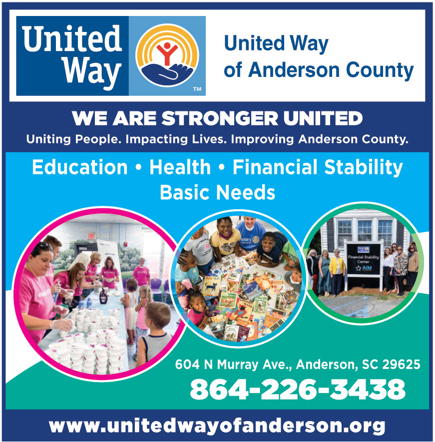 UNITED WAY OF ANDERSON