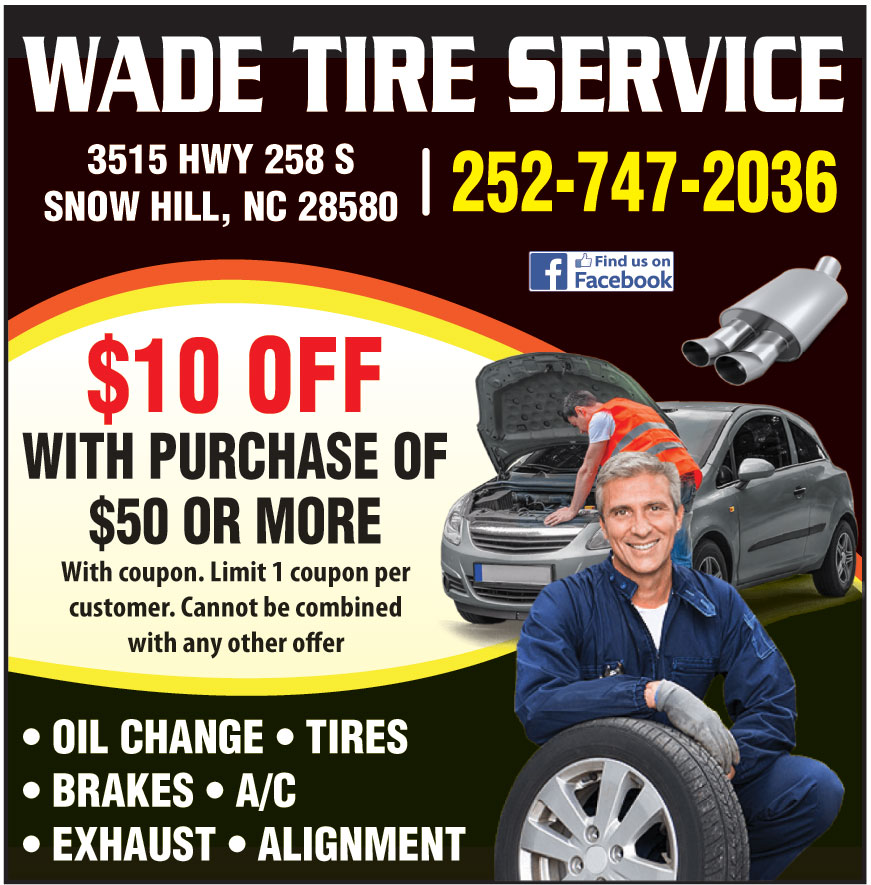 WADE TIRE SERVICES